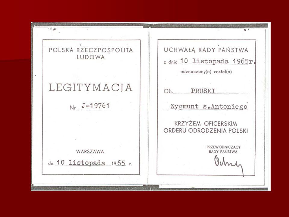 Działalność polityczna w czasie okupacji Listopad 1939 przystąpienie do tworzącego się Związku Walki Zbrojnej Od II połowy 1941 organizator Batalionów