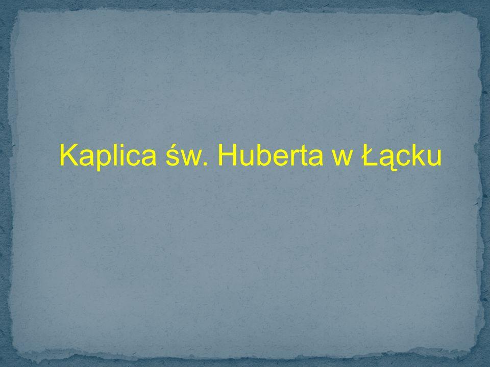 W 1873 r.wybudowano koło jeziora w Łącku kaplicę pałacową p.w.