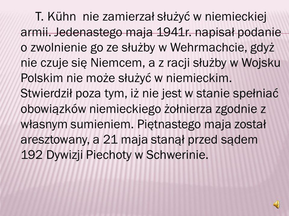 Rodzina niemiecko-polska, od dawna mieszkająca w tych stronach. Ojciec zna niemiecki dość dobrze, matka -
