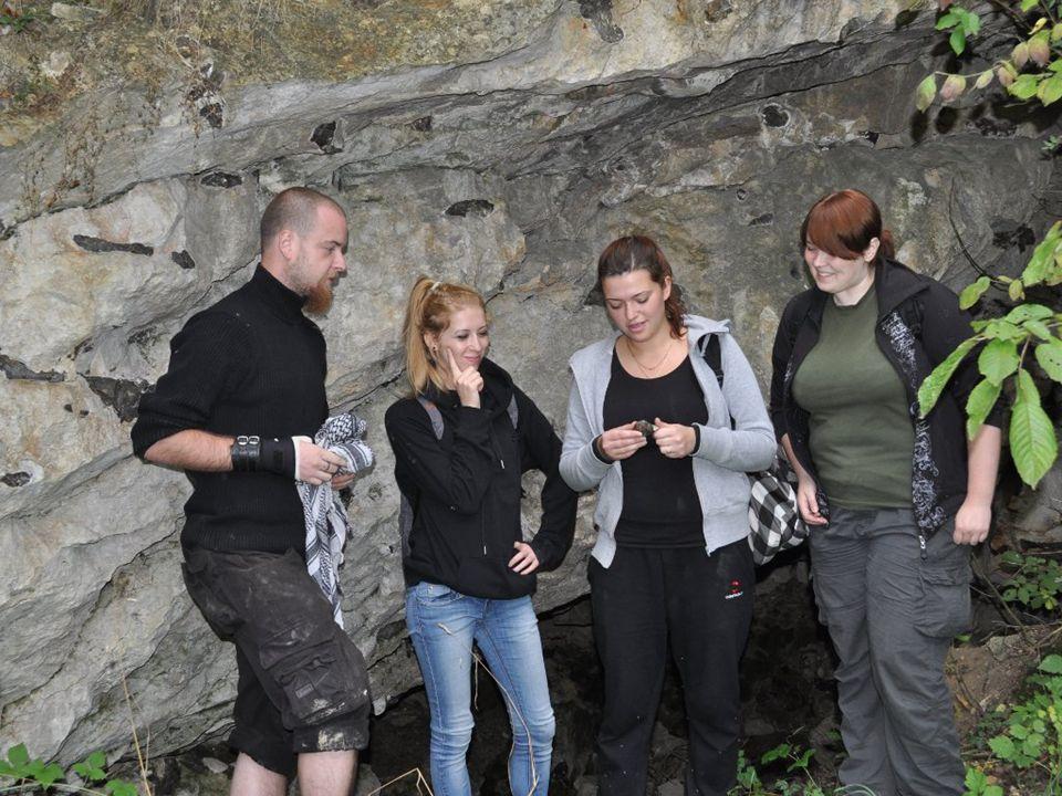 W paleolicie, szczególnie Europy, decydującą rolę pełniły jednak skały krzemionkowe. Są to skały osadowe o zawartości ponad 50% krzemionki w postaci o