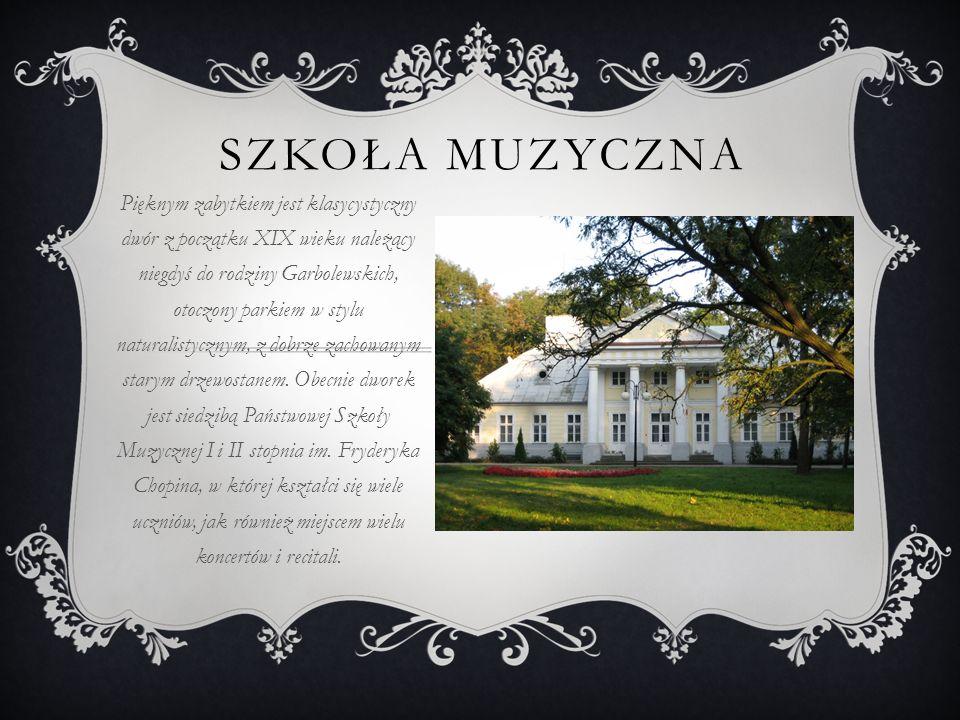 MUZEUM KOLEI WĄSKOTOROWEJ Atrakcją turystyczną Sochaczewa jest usytuowane w niedalekim sąsiedztwie dworca PKP Muzeum Kolejki Wąskotorowej powstałe w 1986 roku jako oddział Muzeum Kolejnictwa PKP w Warszawie.