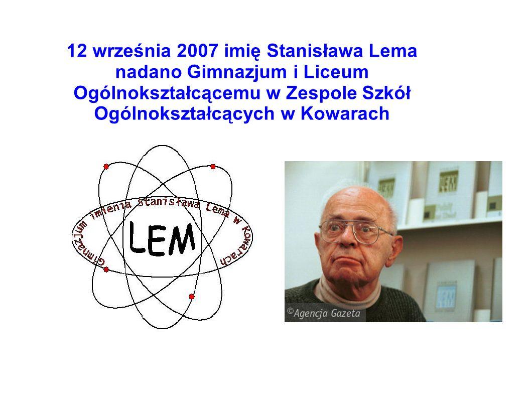 Lem jest doktorem honoris causa: Politechniki Wrocławskiej (1981), Uniwerystetu Jagiellońskiego (1998) i Opolskiego (1998), Państwowego Lwowskiego Uni