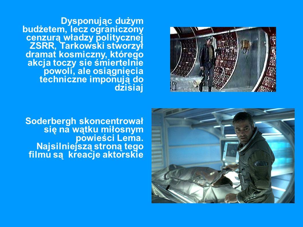 Na początku lat 70-tych władze ZSRR poszukiwały medialnego sukcesu, który przyćmiłby popularność Odysei 2001 Kubricka. Zadanie powierzono Andriejowi T