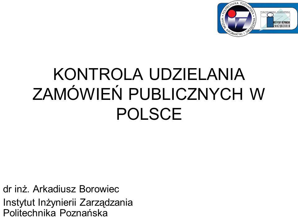 Kontrola - PZP Art.171.