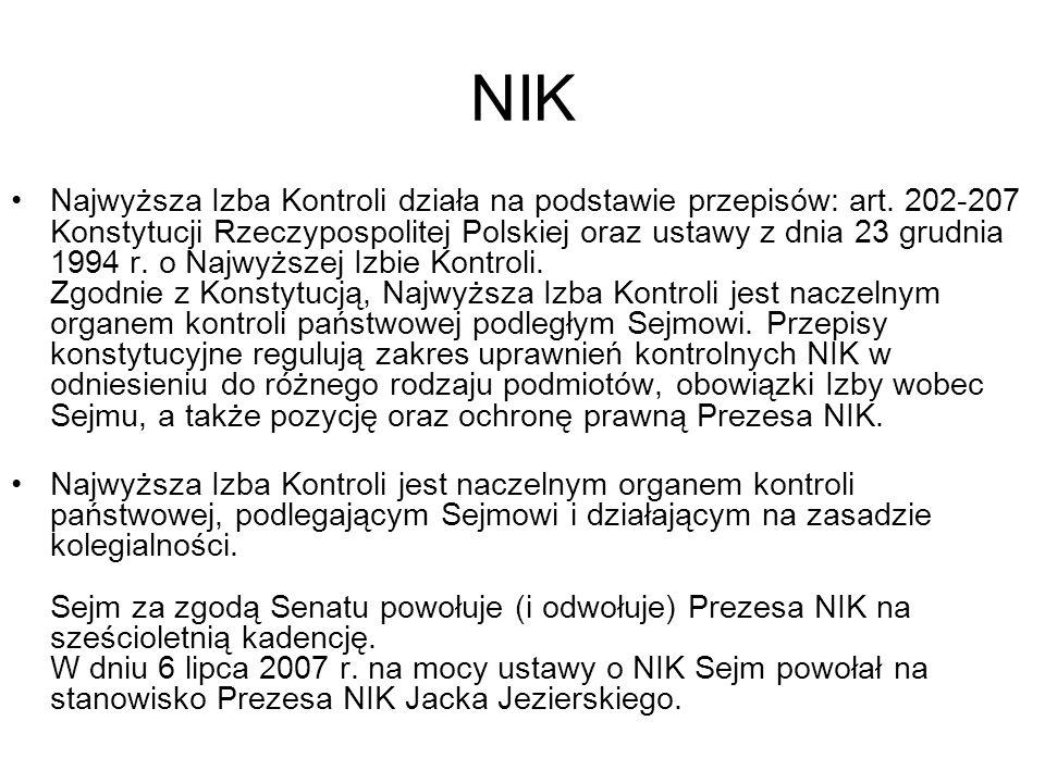 Kontrola - PZP Art.163. 1.