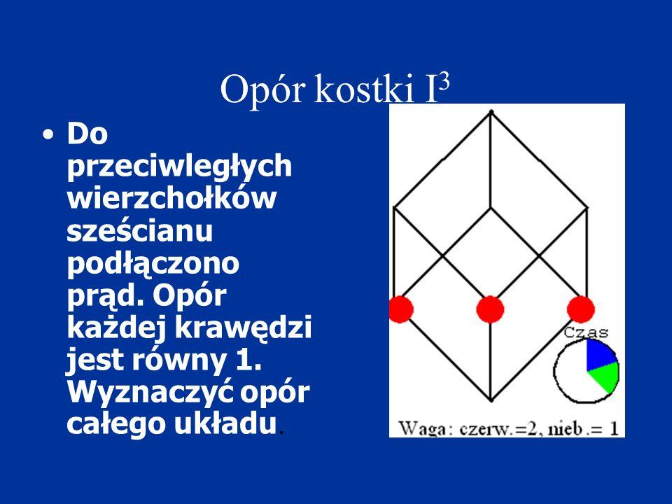 Zadanie W naroża sympleksu wymiaru n wpisano kule jednakowych rozmiarów, styczne do sympleksu i styczne do siebie wzajemnie. Obliczyć promień tych kul