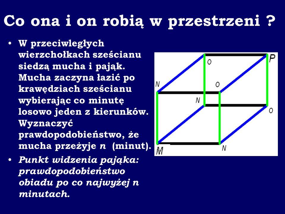 Kółko i krzyżyk dla prawdziwego matematyka Oto kostka I 4. Ustaw swoje kropki na jednej linii. Narysuj kostkę I 5, pociętą na 6 6 kosteczek i graj....