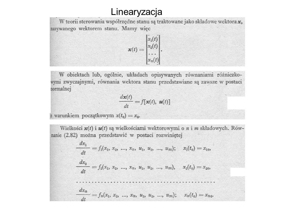 Linearyzacja