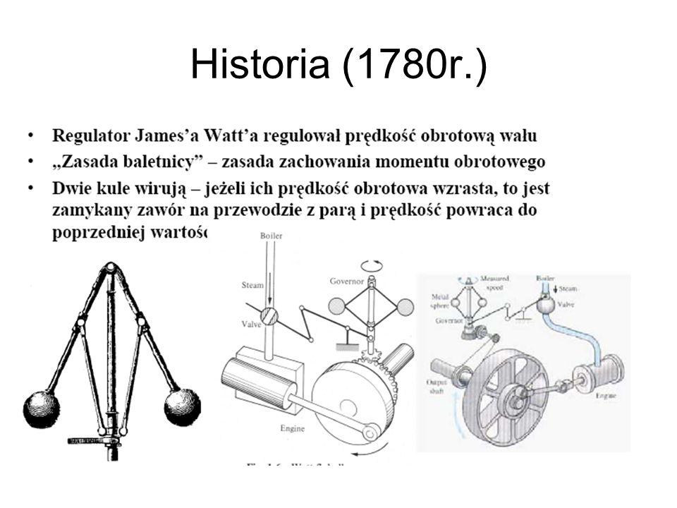 Historia (1780r.)