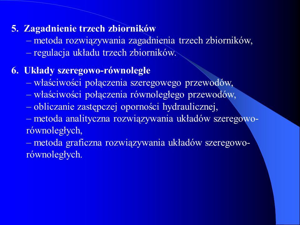 Egzaminy z Mechaniki Płynów 2 Termin 0 23 stycznia 2011 r.– s.301, D-1, godz.
