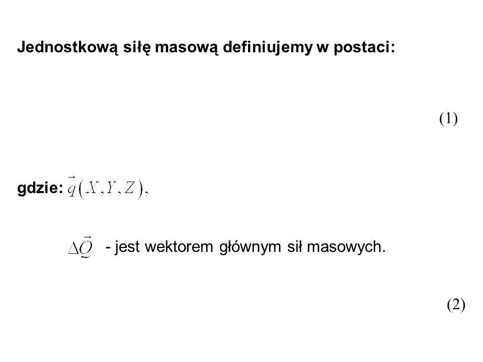 Równania (16-18) obustronnie dzielimy przez (dx dy dz), a następnie stronami mnożymy odpowiednio przez dx, dy, dz i sumujemy
