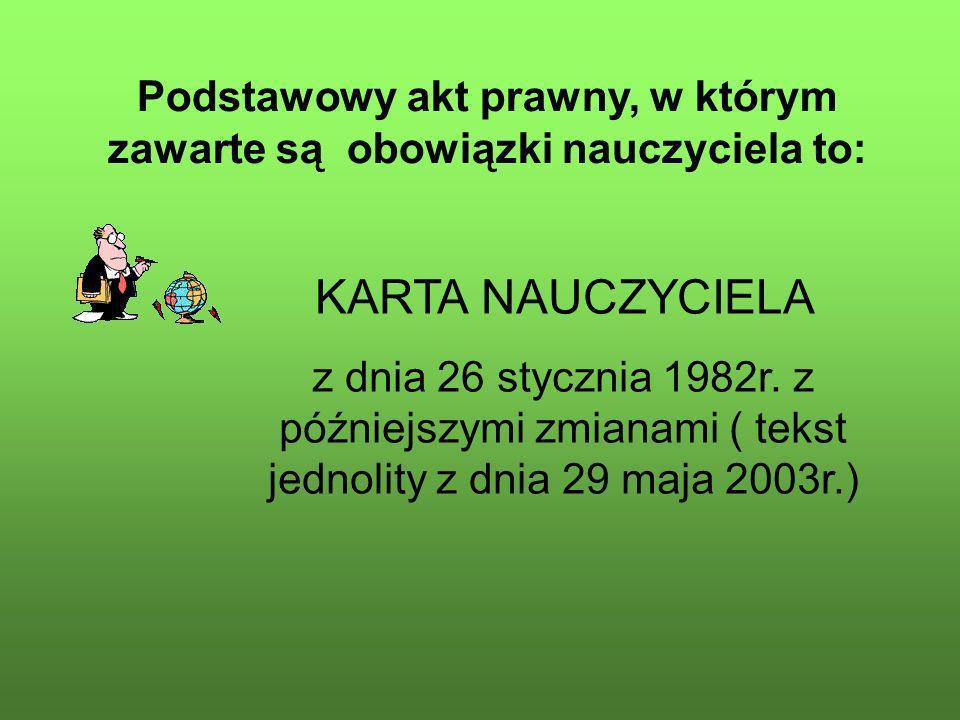 SZKOLENIE RADY PEDAGOGICZNEJ Sierpień 2003 MODEL KWALIFIKACYJNY NAUCZYCIELA XXI WIEKU Autor: mgr inż.B.Leszczyńska