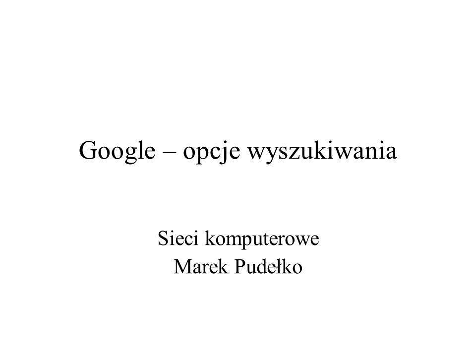 Pamięć podręczna Google przeszukując sieć tworzy kopię każdej analizowanej strony i umieszcza ją w pamięci podręcznej.