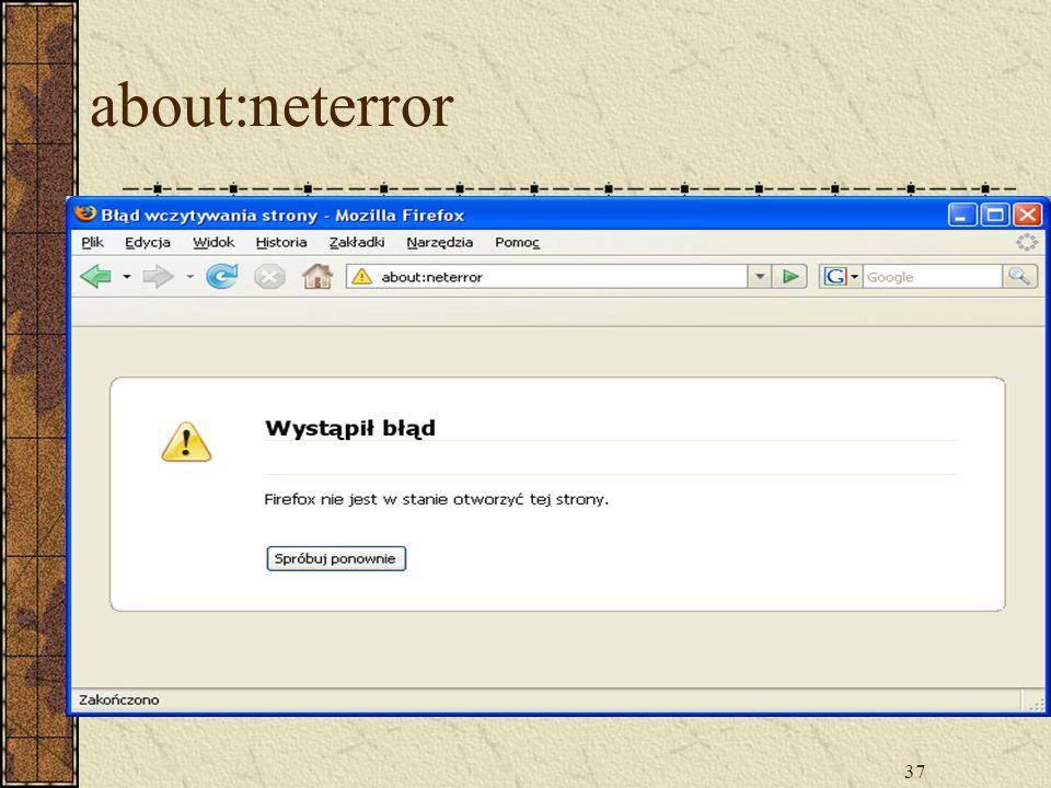 37 about:neterror