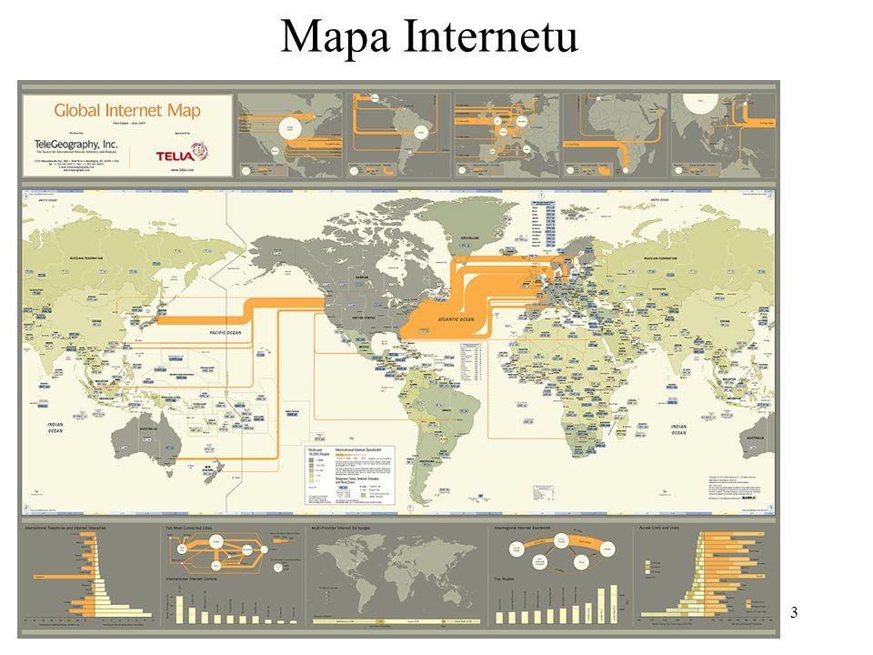 3 Mapa Internetu