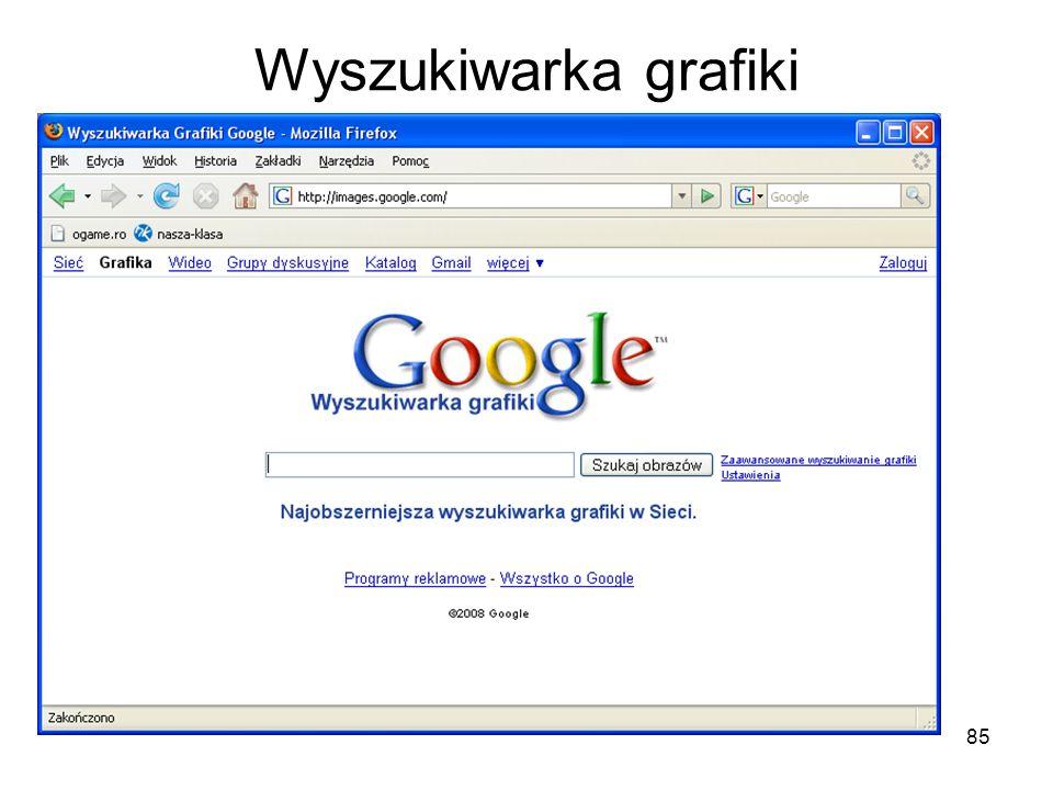 85 Wyszukiwarka grafiki
