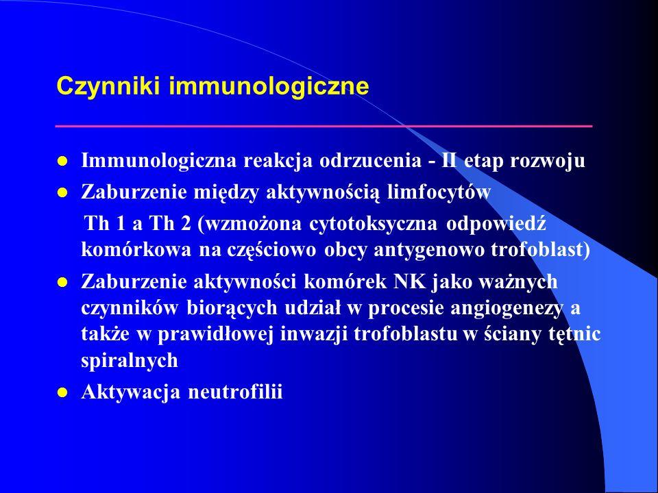 Klasyfikacja nadciśnienia tętniczego w ciąży wg NHBPEPWG - 2000 (NIH) l Nadciśnienie tętnicze przewlekłe l Stan przedrzucawkowy - rzucawka l Nadciśnienie tętnicze przewlekłe z nałożonym stanem przedrzucawkowym l Nadciśnienie tętnicze ciążowe przemijające - nie wystąpił stan przedrzucawkowy, normalizacja ciśnienia w ciągu 12 tygodni po porodzie
