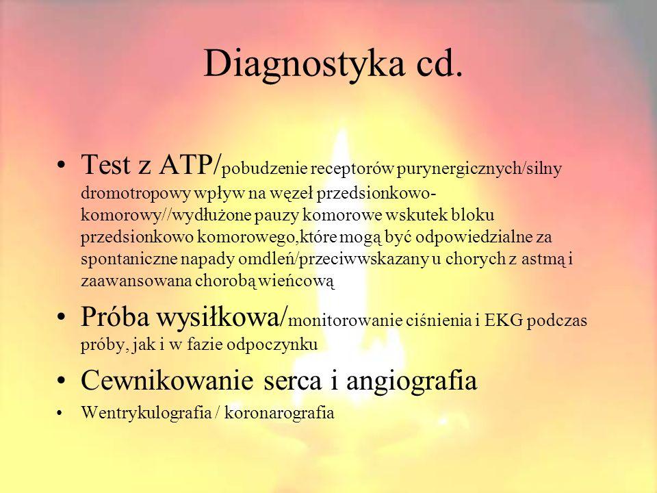 Diagnostyka cd.Ocena neurologiczna i psychiatryczna.
