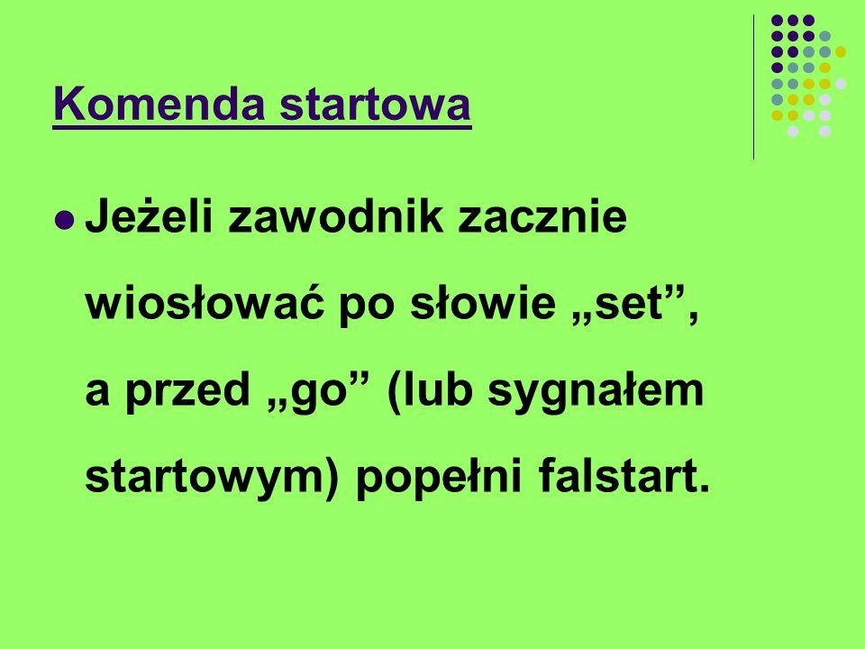 Zmiany w Regulaminie Wyścigów Kajakarstwa Klasycznego Pkt.