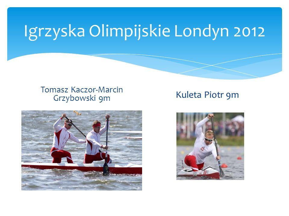 Igrzyska Olimpijskie Londyn 2012 Tomasz Kaczor-Marcin Grzybowski 9m Kuleta Piotr 9m