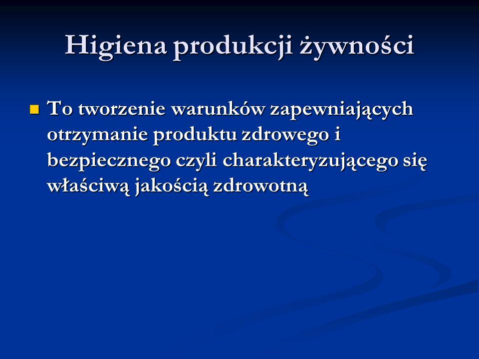 Wymogi GHP, GMP 7.