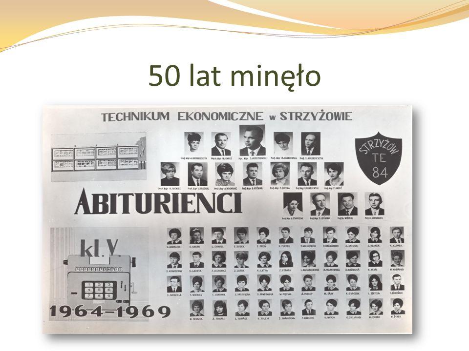 W roku szkolnym 1973/1974 pod kierownictwem nowego dyrektora – Tadeusza Zdybka, znalazły się 4 typy szkół: Technikum Ekonomiczne, Liceum Zawodowe, Zasadnicza Szkoła Handlowa, Zasadnicza Szkoła Zawodowa.