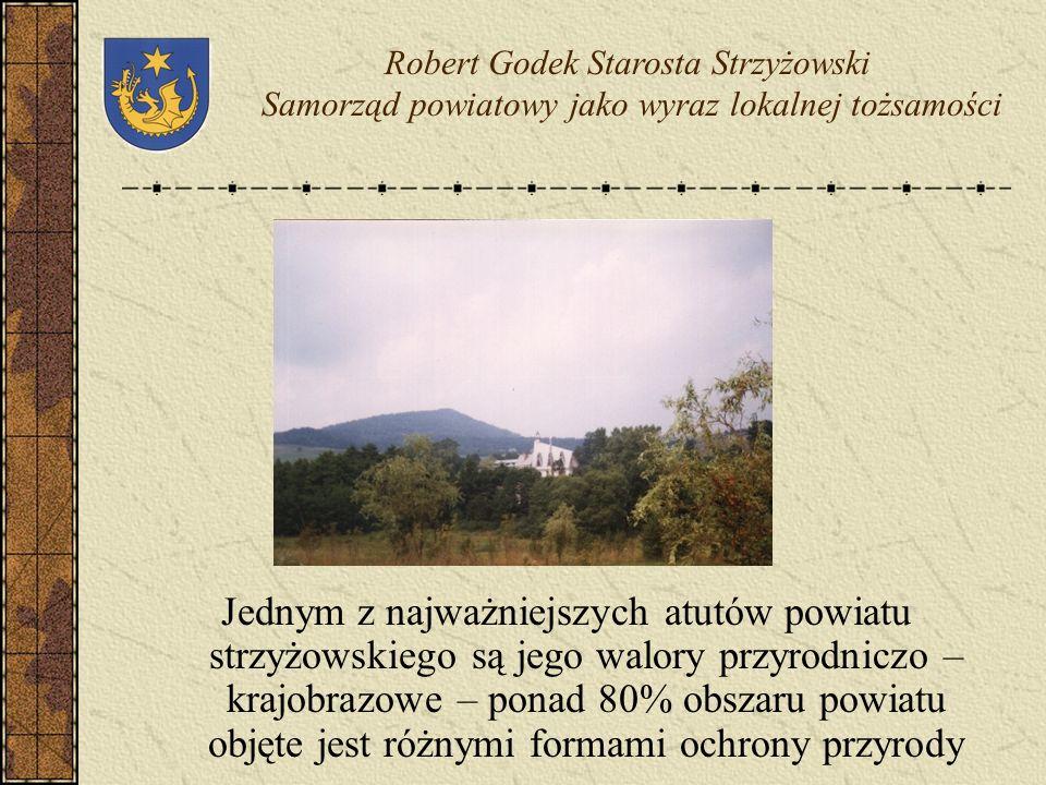 Strategia rozwoju powiatu dostosowana jest również do potencjałów rozwojowych występujących na tym terenie – jednym z nich jest turystyka i rekreacja