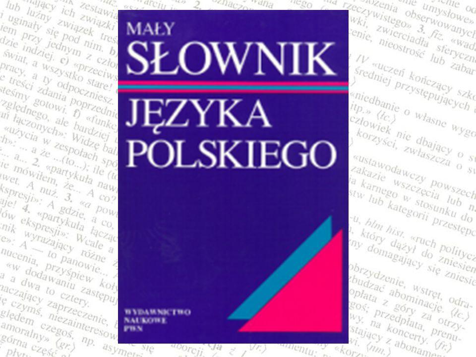 Podaje informacje o: znaczeniu związku frazeologicznego poprawnych sposobach użycia go w zdaniu występowaniu tego związku w literaturze