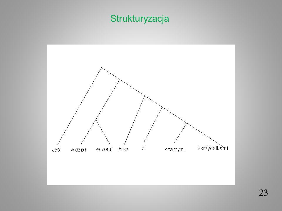 23 Strukturyzacja