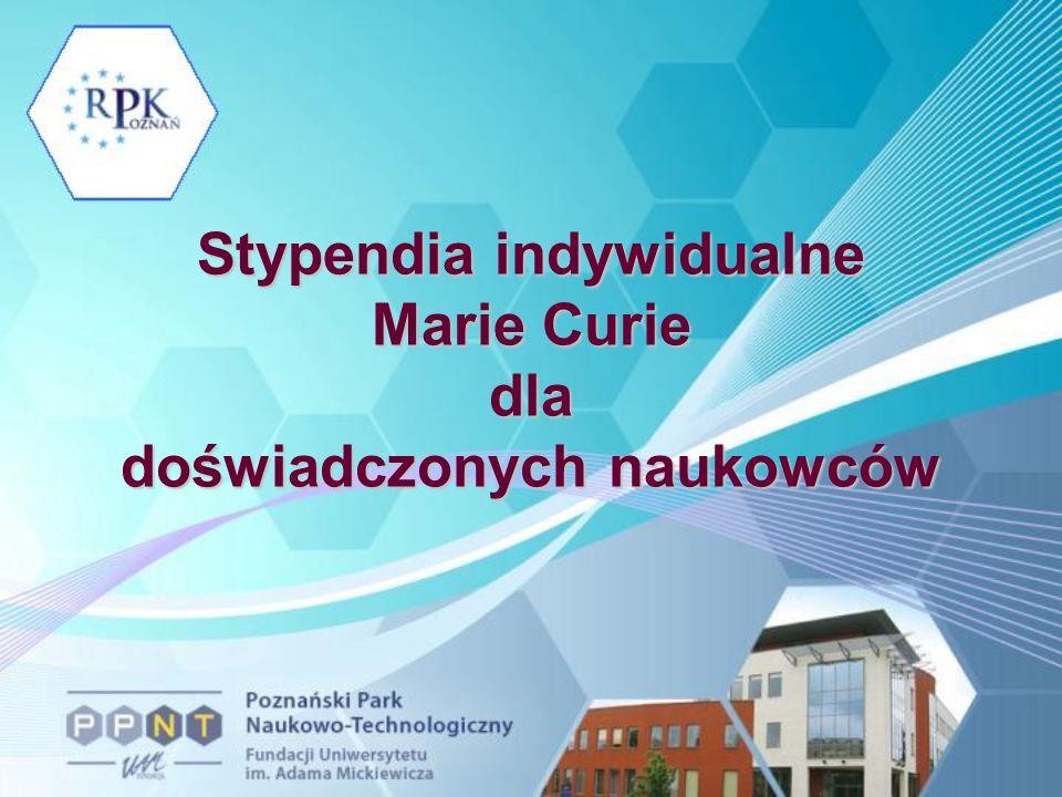 Plan prezentacji Stypendia IEF Konkurs Stypendia IOF Konkurs Zasady finansowe Procedura składania wniosku Mechanizmy reintegracyjne Problemy....