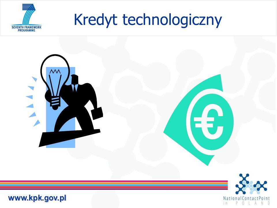 www.kpk.gov.pl Kredyt technologiczny