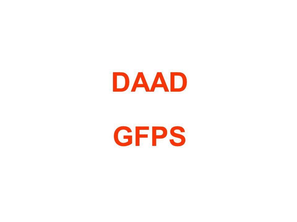 DAAD GFPS