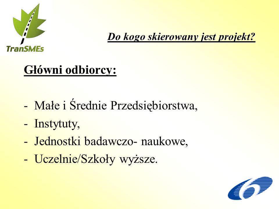 DZIĘKUJĘ ZA UWAGĘwww.transmes.net Poznański Park Naukowo-Technologiczny Regionalny Punkt Kontaktowy Programów Ramowych UE Joanna Bosiacka-Kniat tel: +48 061 827 97 45 fax: +48 061 827 97 41 e-mail: jk@ppnt.poznan.pl www.ppnt.poznan.pl