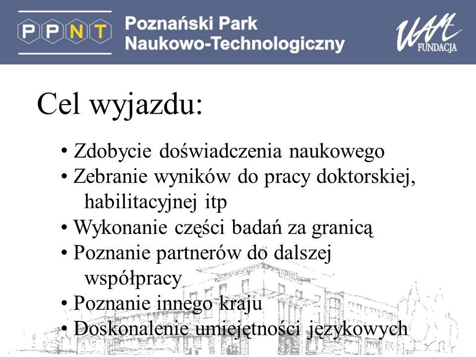 Inne portale z ofertami: http://www.career.edu/ http://www.academicjobseu.com/ http://www.fnp.org.pl/ http://www.eurodesk.pl/ - Europejski Drogowskaz – Nauka http://www.biotechnologia.com.pl/ http://www.biochemist.org/bio/ http://physicsworld.com/cws/jobs http://www.findapostdoc.com/