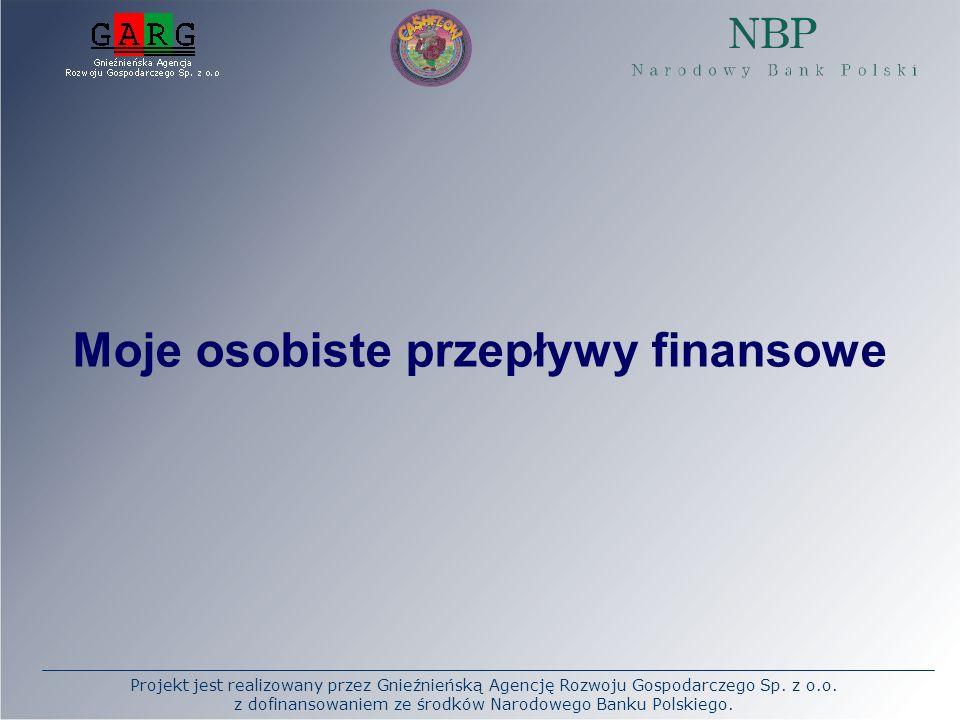 Projekt jest realizowany przez Gnieźnieńską Agencję Rozwoju Gospodarczego Sp. z o.o. z dofinansowaniem ze środków Narodowego Banku Polskiego. Moje oso