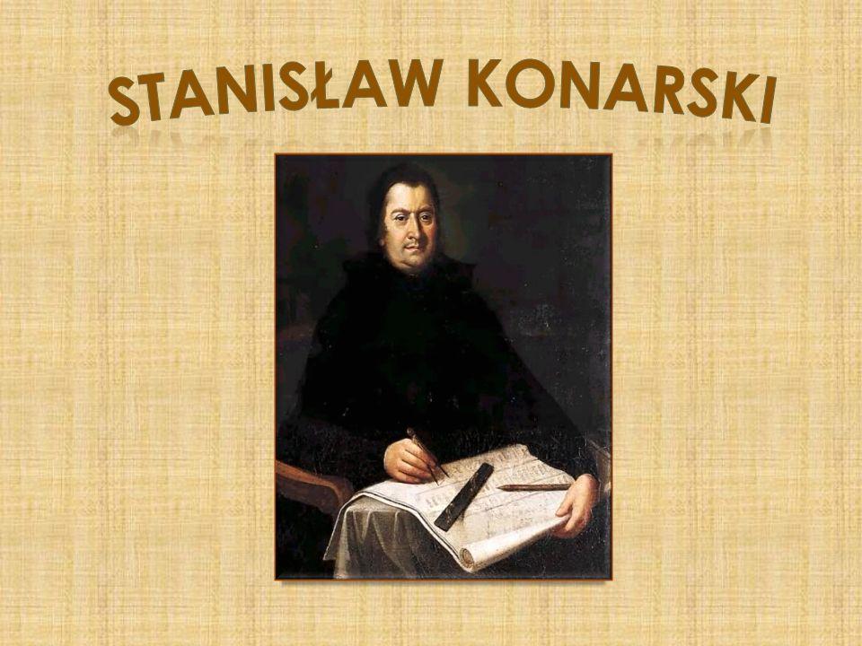 Hieronim Franciszek Konarski herb: Gryf data urodzenia: 30 września 1700 r.