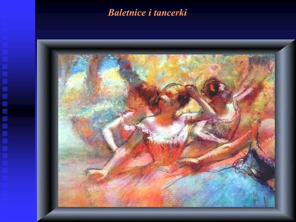 Baletnice i tancerki