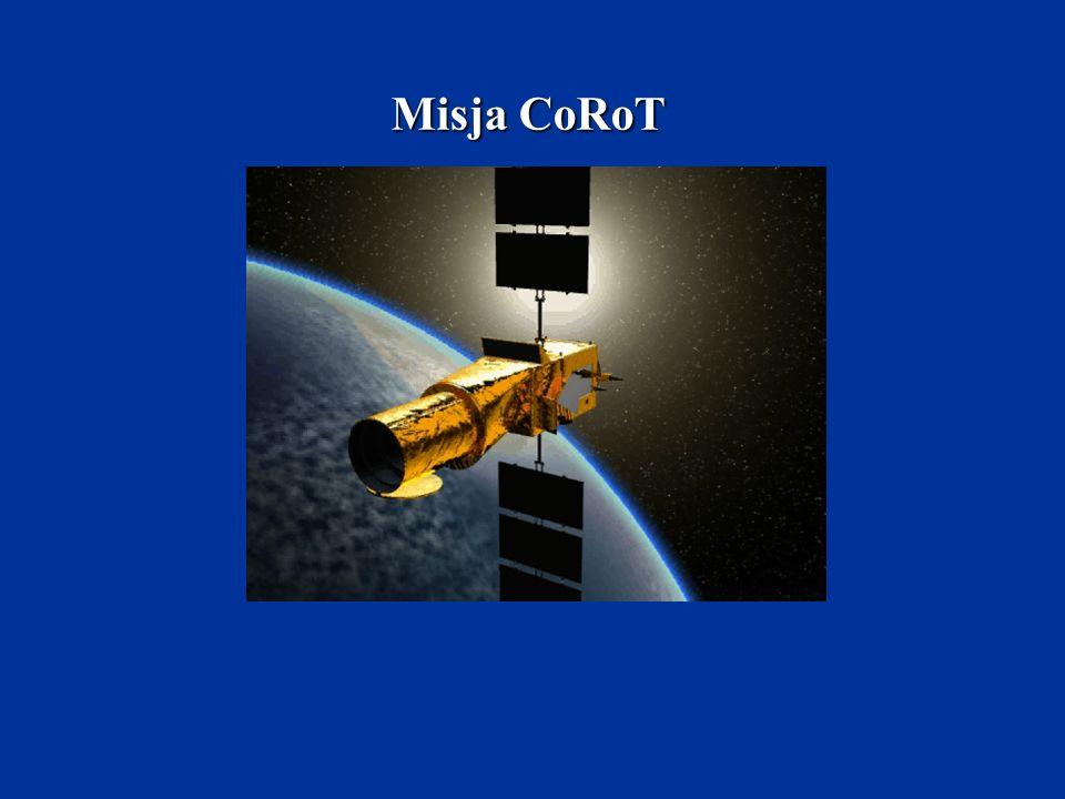 Heliosejsmologia Częstotliwości oscylacji dają informacje o strukturze i dynamice wnętrza Słońca.