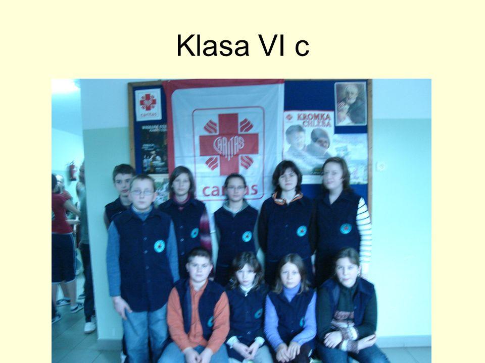 Klasa VI c