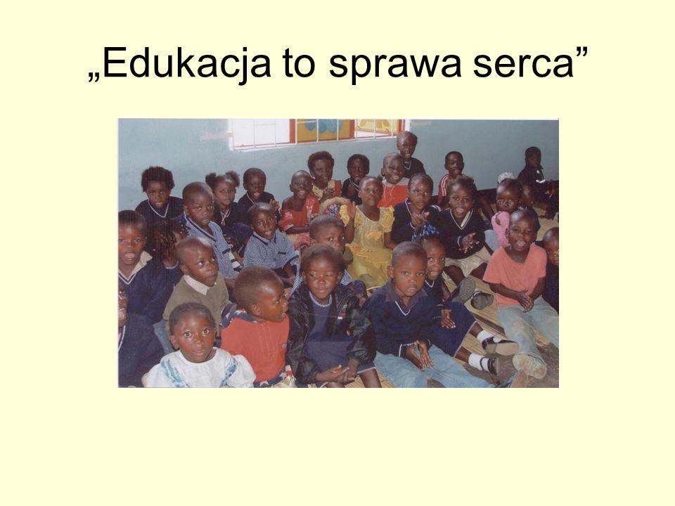 Edukacja to sprawa serca