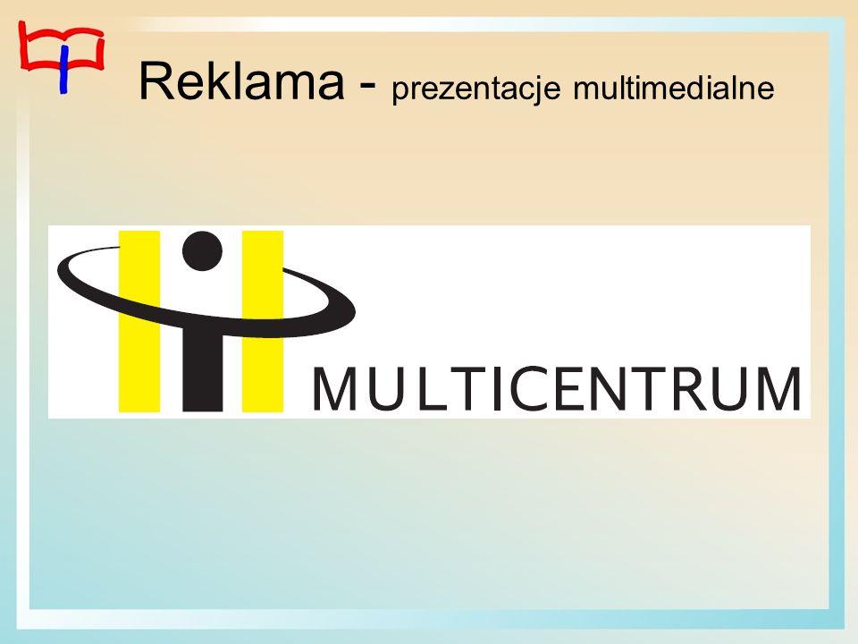 Reklama - prezentacje multimedialne