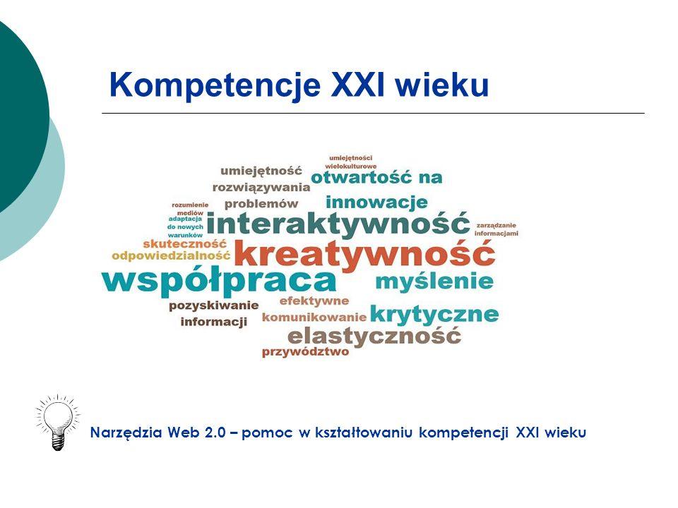 Trendy Web 2.0 1.Uczestnictwo 2. Współpraca 3. Tworzenie 4.