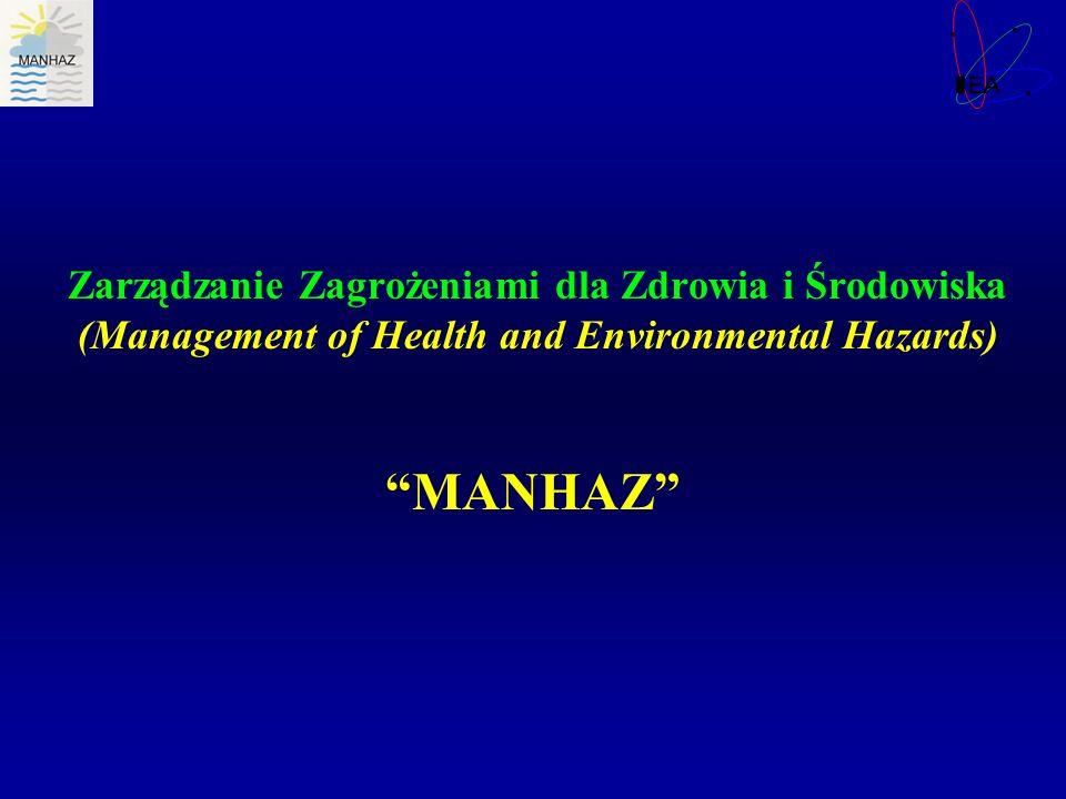 Zarządzanie Zagrożeniami dla Zdrowia i Środowiska (Management of Health and Environmental Hazards) MANHAZ