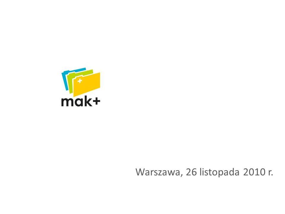 System MAK+ CEL stworzenie taniego, eleganckiego, łatwego w użyciu, efektywnego, w pełni zintegrowanego, zdalnie zarządzanego systemu katalogowego przeznaczonego dla bibliotekarzy