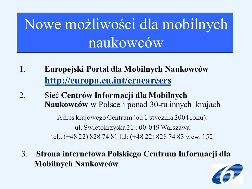 Nowe możliwości dla mobilnych naukowców 1.