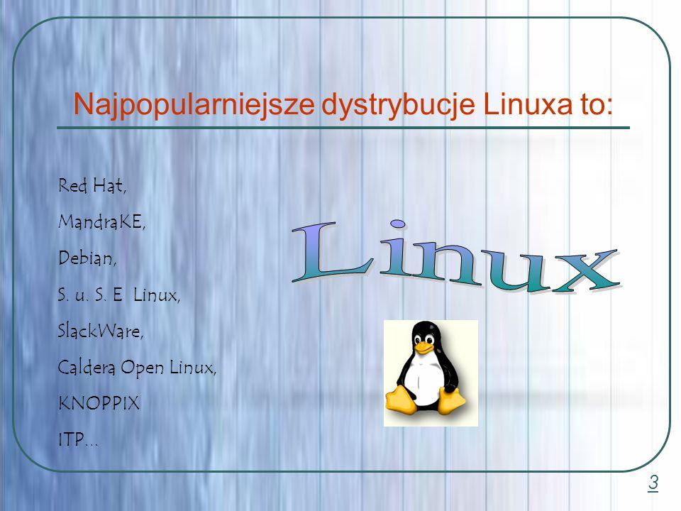 Instalowanie dodatkowego oprogramowania jest mocno ograniczone.