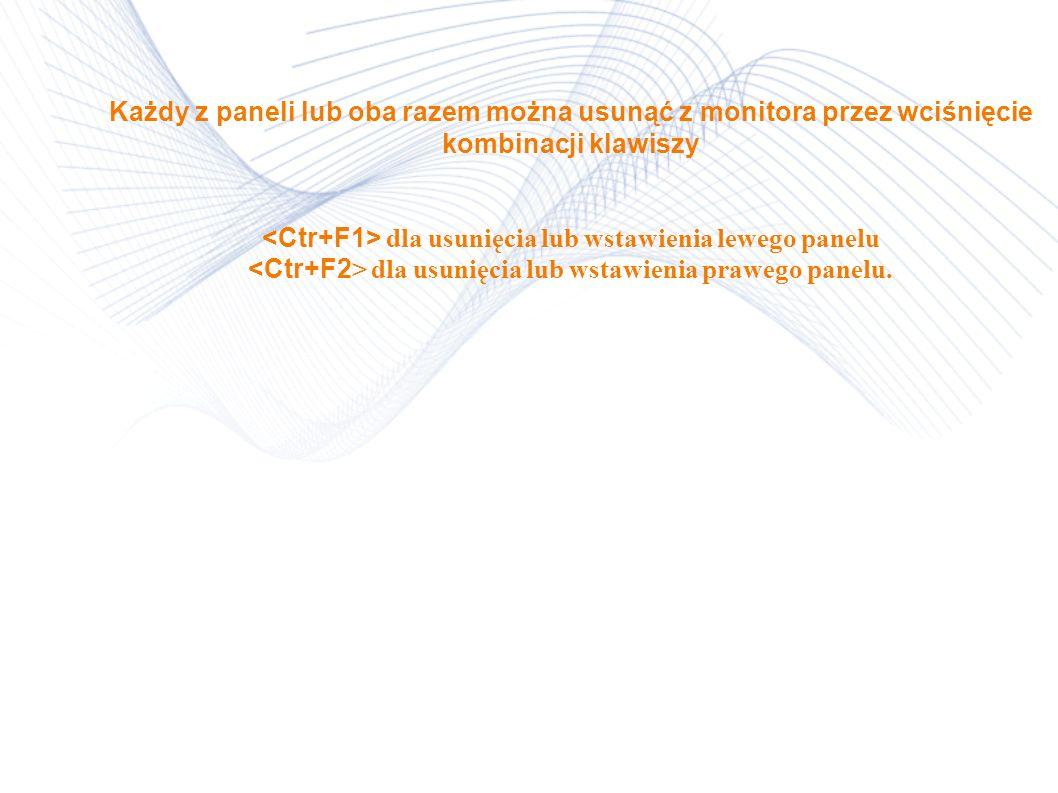 Quick view wyświetla informacje o pliku lub katalogu (liczba podkatalogów, liczba plików, wielkość w bajtach) którego nazwa jest wyróżniona w sąsiedni