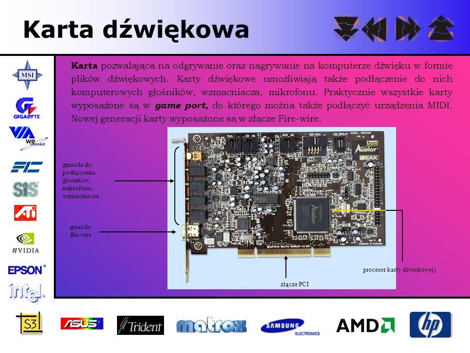 Monitor Urządzenie komputerowe, które wyświetla obrazy przekazywane za pośrednictwem kabla z komputera, docierające doń z karty graficznej.