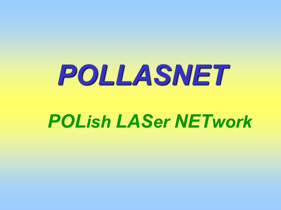 POLLASNET POL ish LAS er NET work
