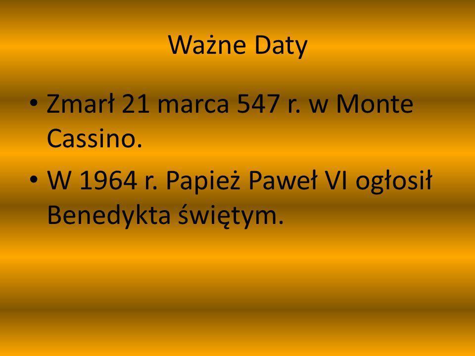 Patronat W 1964 r.